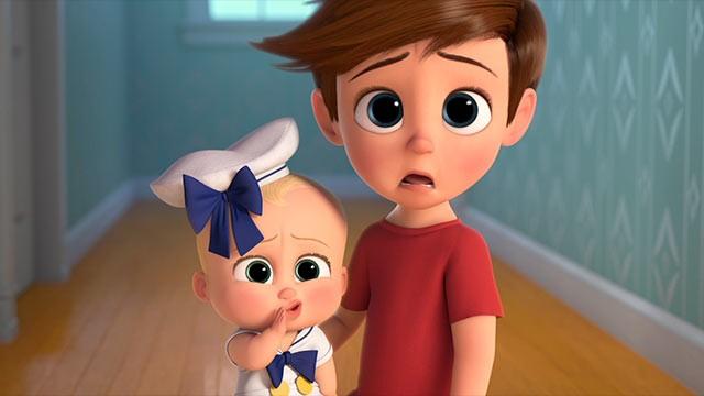 The Boss Baby เรื่องราวของเบบี่ที่ดูแล้วแฮปปี้ทั้งครอบครัว