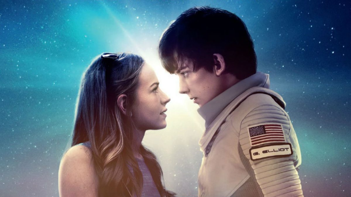 The Space between Us รักเราแค่ดาวอังคาร