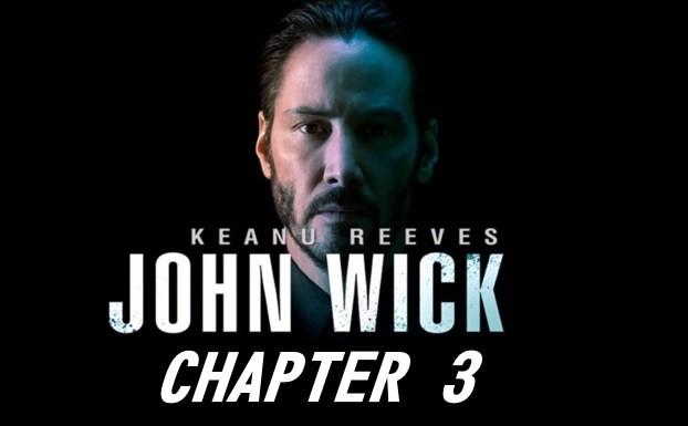 John Wick Chapter 3 Parabellum จะรอดหรือตาย