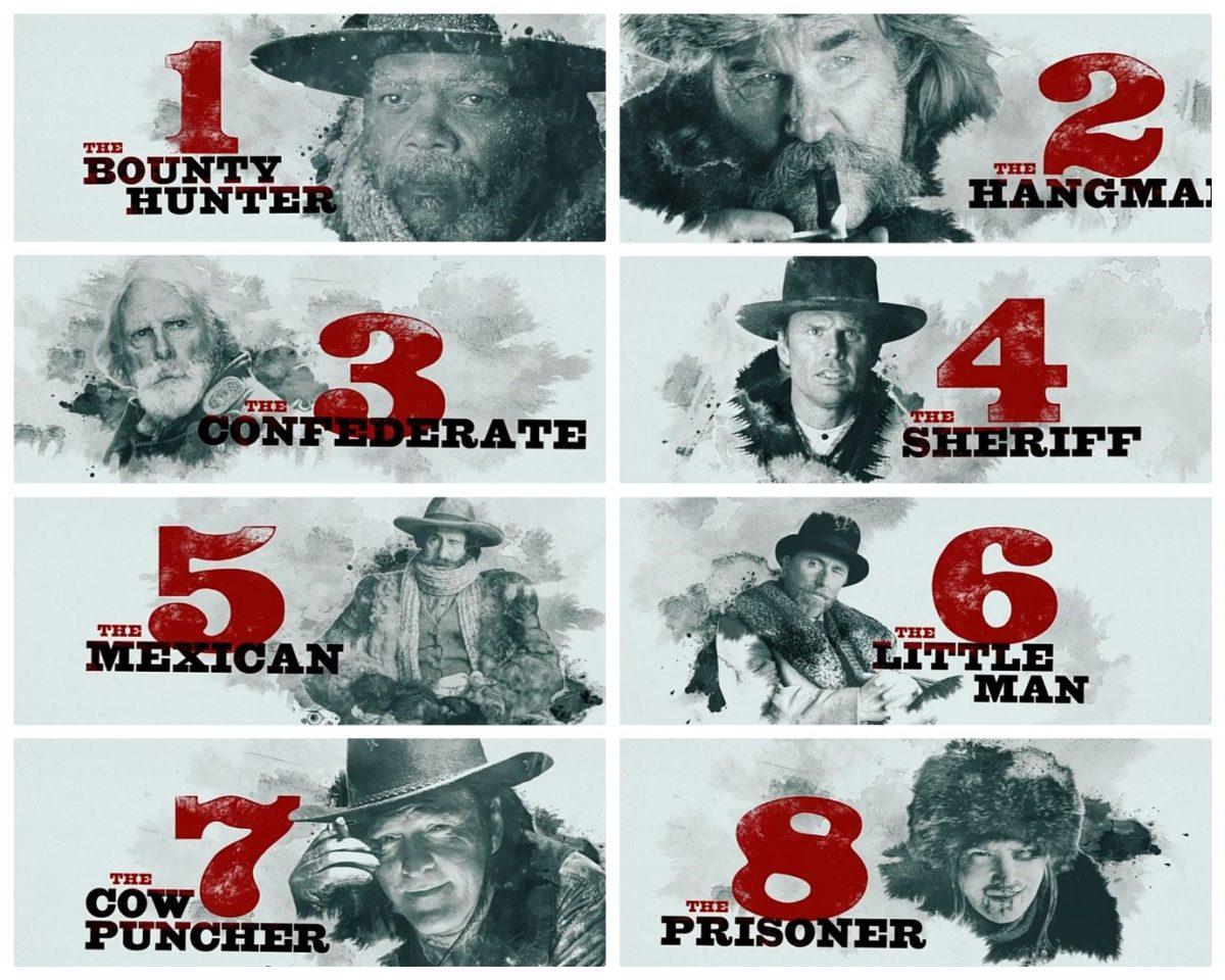 The Hateful Eight 8 พิโรธ โกรธแล้วฆ่า
