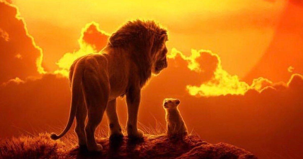 จากสิงโตน้อยสู่เจ้าป่าผู้กล้าหาญ The Lion King