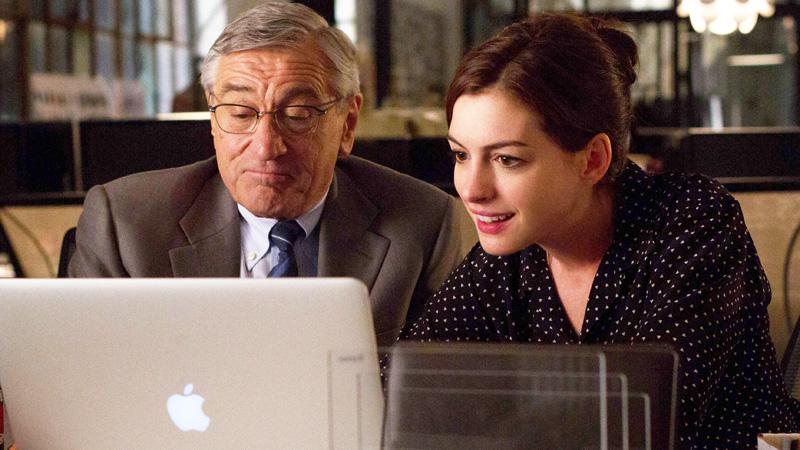 The Intern – หนังปลุกใจในสังคมผู้สูงอายุที่กำลังจะมาถึง